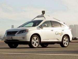 Google-Car-voiture autonome