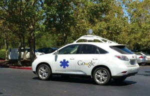 voiture autonome ambulance