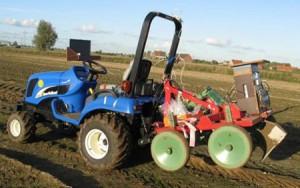 tracteur autonome