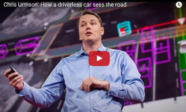 Chris Urmson parle de la voiture autonome