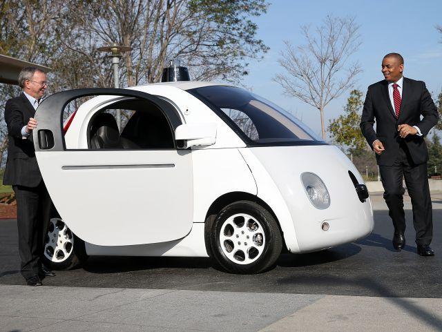 Les Etats-Unis accélèrent dans la voiture autonome