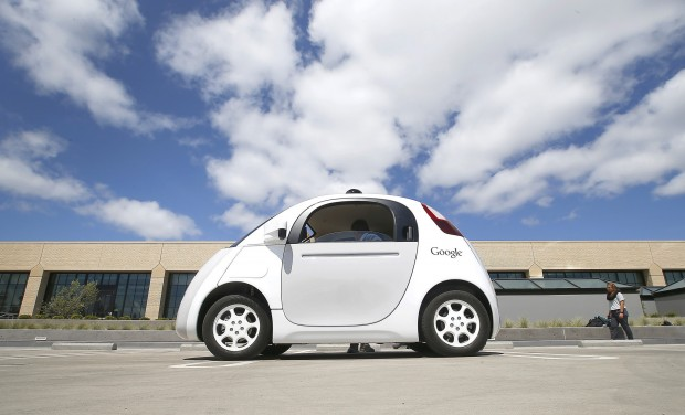 La Google Car se perfectionne progressivement