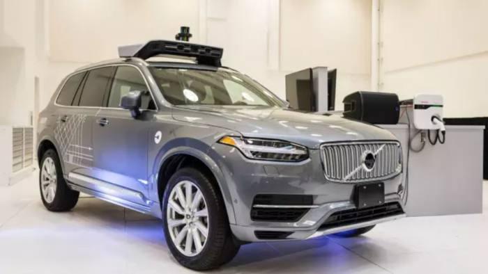Uber va acheter 24 000 voitures Volvo pour créer une flotte sans conducteur